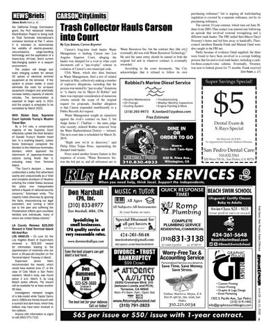 Page 5 of Harbor Services