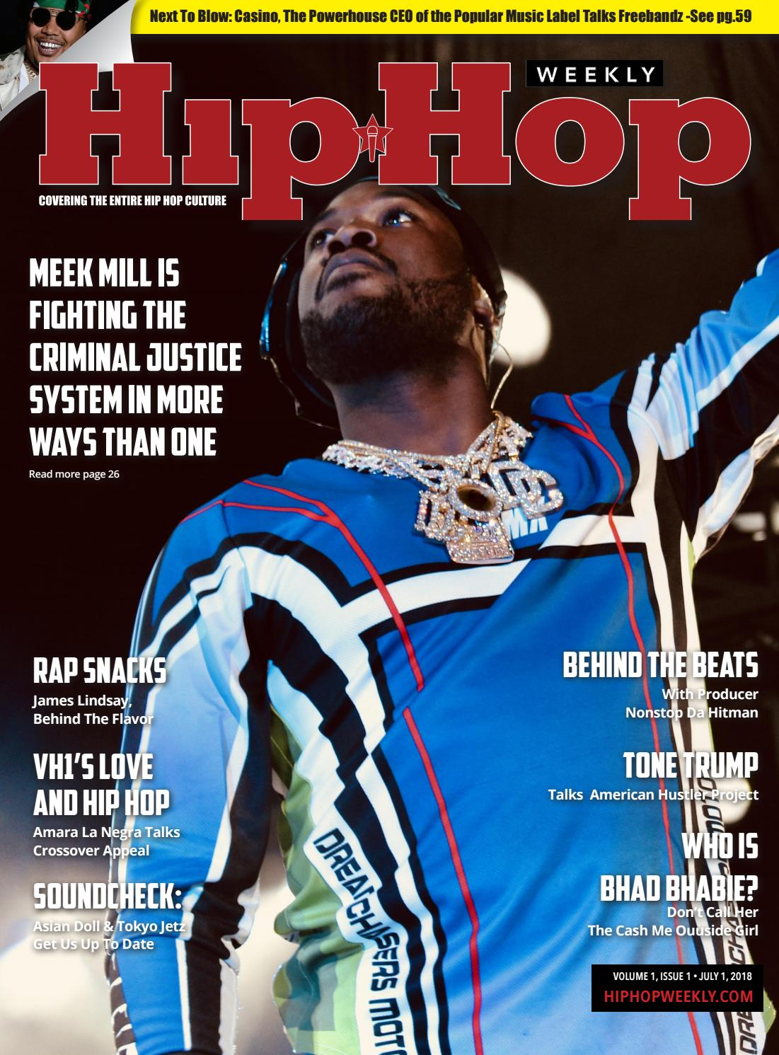 7be65d4a1b21f Hip Hop Weekly Magazine by Alex Mooney - issuu