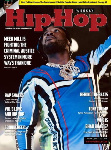 Hip Hop Weekly Magazine by Alex Mooney - issuu