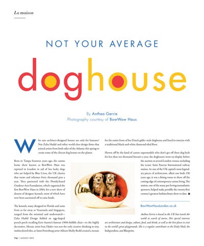 Page 116 of Not Your Average Doghouse