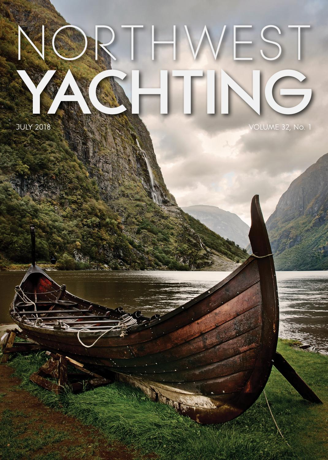 Northwest Yachting July 2018 By Issuu Potato Battery Dc Circuits Electronics Textbook