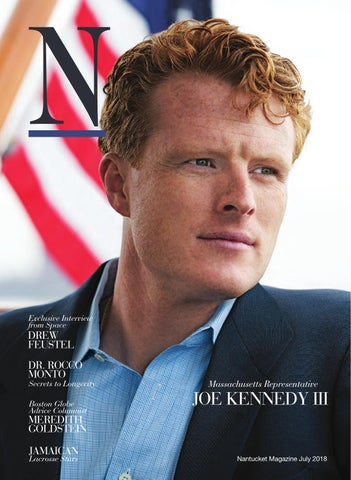 N Magazine July 2018 By Nantucket Magazine Issuu
