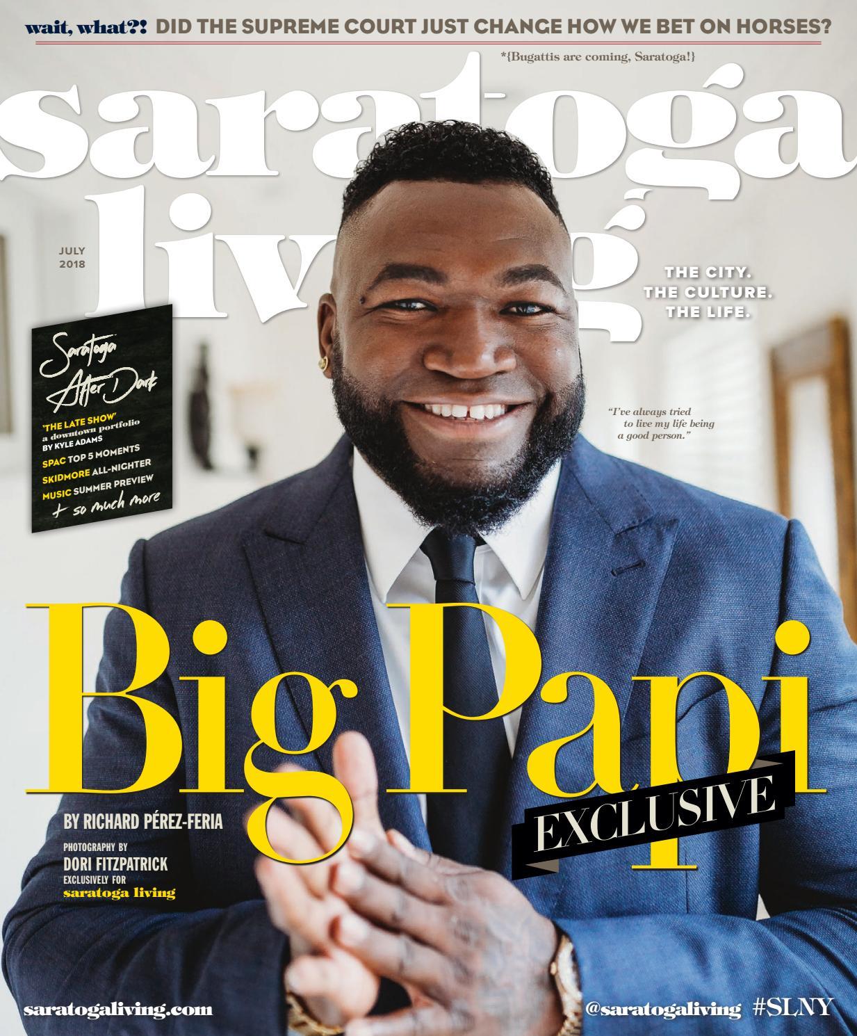 saratoga living July 2108 issue by saratogalivingmagazine
