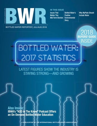 Bottled Water Reporter by IBWA - issuu