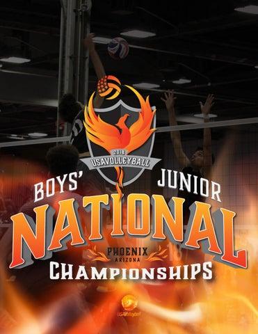 2018 USAV Boys' Junior National Championships by Barbara Grice - issuu