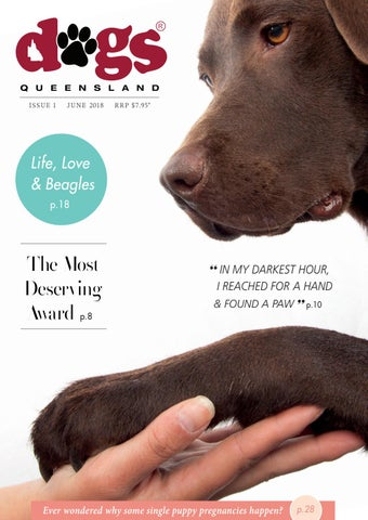 The Queensland Dog World - Issue 1 - June 2018 by Dogs