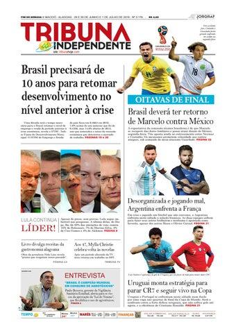 Edição número 3176 - 29 e 30 de junho de 2018 by Tribuna Hoje - issuu 5e353b7c90026