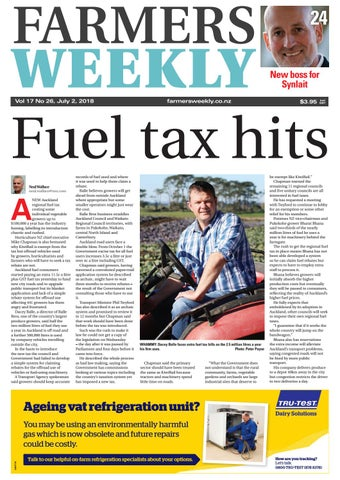 7032ee3ede Farmers Weekly NZ July 02 2018 by Farmers Weekly NZ - issuu