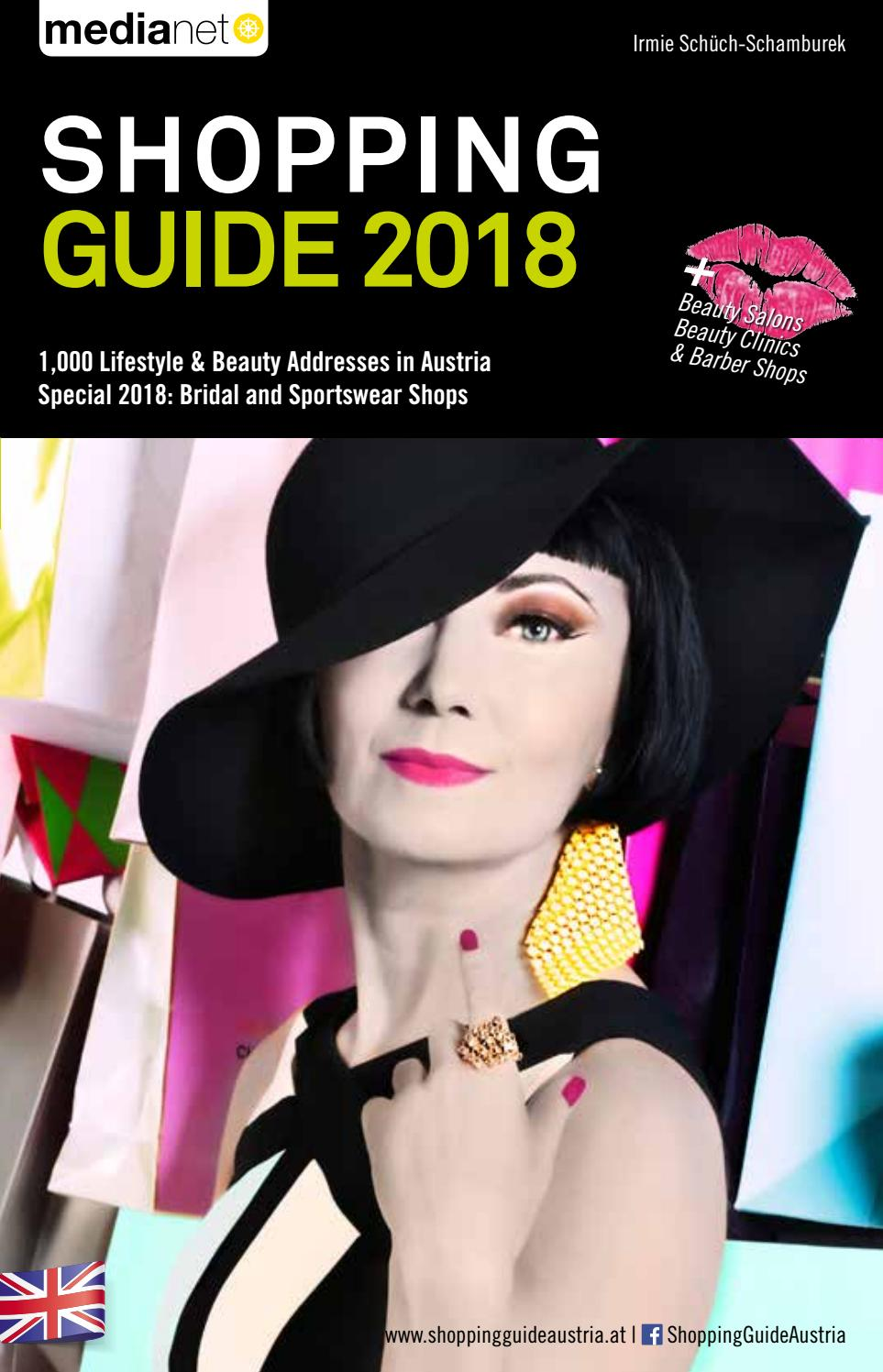 75a58932a52 Shopping Guide 2018 (eng. Vers) by medianet - issuu