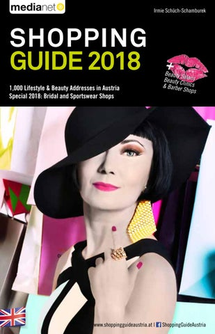 Shopping Guide 2018 (eng  Vers) by medianet - issuu