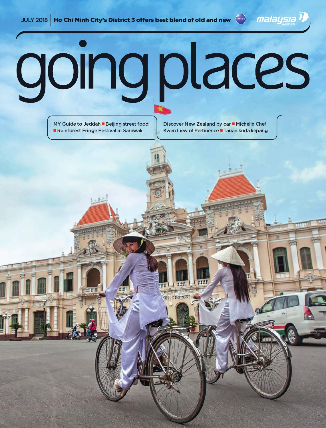 Going Places July 2018 By Spafax Issuu
