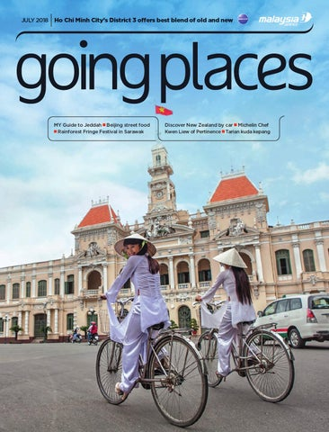 Going Places July 2018 by Spafax Malaysia - issuu