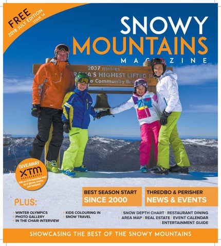 Snowy Mountains Magazine by provincial press group - issuu 638a912ba