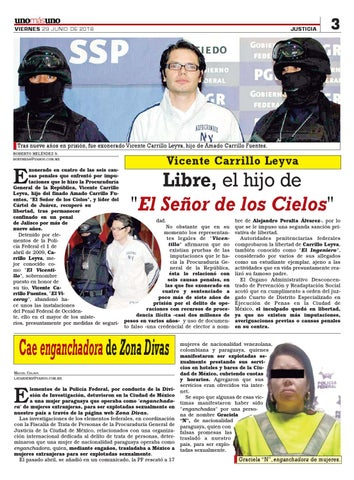 29 de Junio 2016, Campañas Sangrientas by unomásuno - issuu