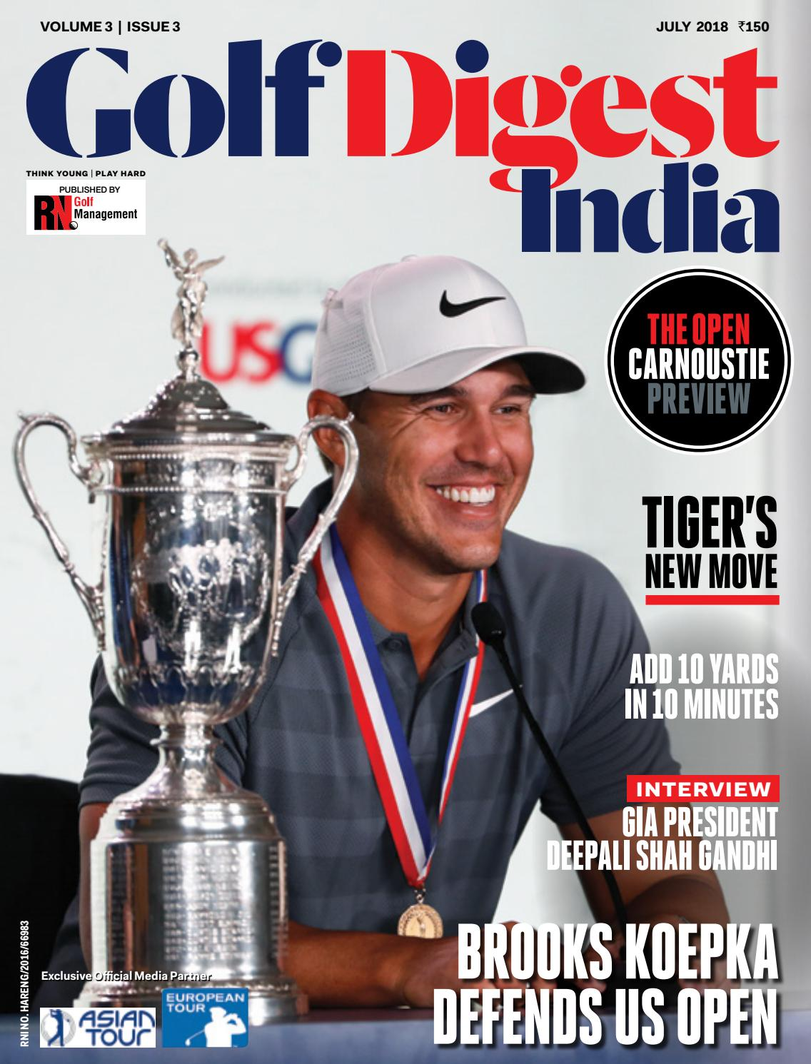 33030631e2c Golf Digest India - July 2018 by Golf Digest India - issuu