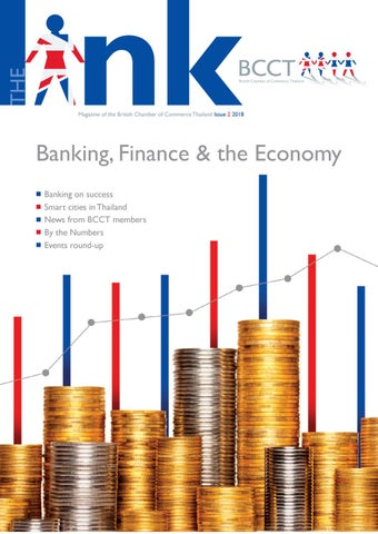 BCCT Link Magazine - Issue 2 2018 by The British Chamber of Commerce