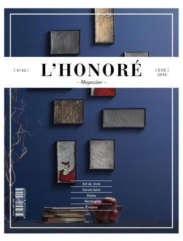 L Honoré Magazine  10 by L Honoré Magazine - issuu b8433d52cfb