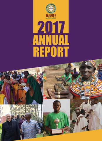 Jea Annual Report 2017 Web By Jesuits Eastern Africa Issuu