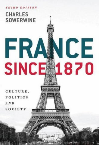 France Since 1870 Sample Chapter By Macmillan International