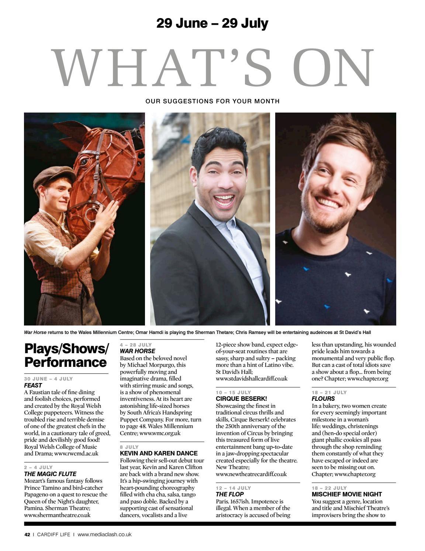 b9a3a438 Cardiff Life - Issue 187 by MediaClash - issuu