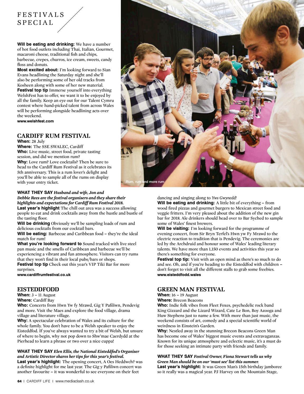 9ee34c7feb82 Cardiff Life - Issue 187 by MediaClash - issuu