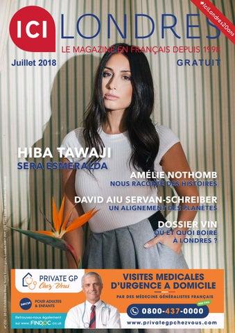 Magazine Ici Londres Juillet 2018 by Magazine Ici Londres - issuu