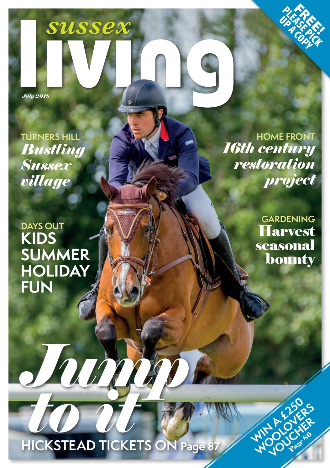July 2018 sussex living by Sussex Living - issuu