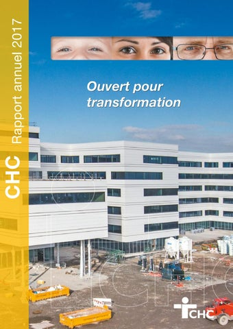 Rapport annuel 2017 by CHC (Liège) - issuu e91a54ccf574