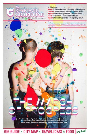 01604726 Issue 11, 2018 by Reykjavík Grapevine - issuu