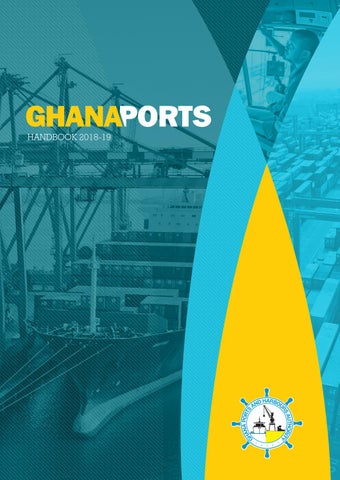 Ghana Ports Handbook 2018 19 By Land Marine Publications