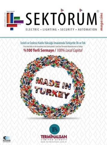 Sektorum Dergisi 89 Sayı Haziran 2018 By Sektorumdergisi Issuu