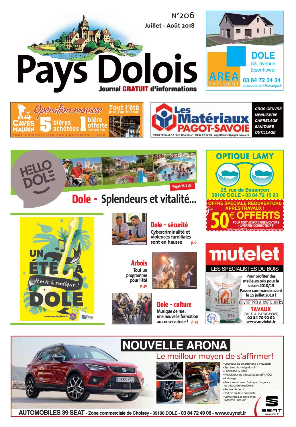 Pays Dolois 206 by PAOH - issuu 24176b61cff5
