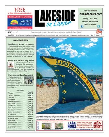 5f5759801 Lakesideonlanierjuly2018 by Lanier Publishing Inc. - issuu