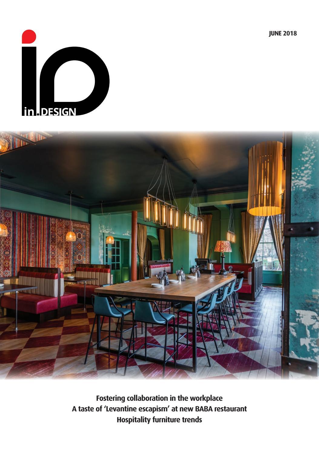In Design Magazine June 2018 By Cim Online Ltd Issuu