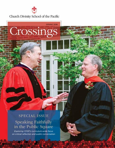 Crossings Spring 2018 By Canticle Issuu