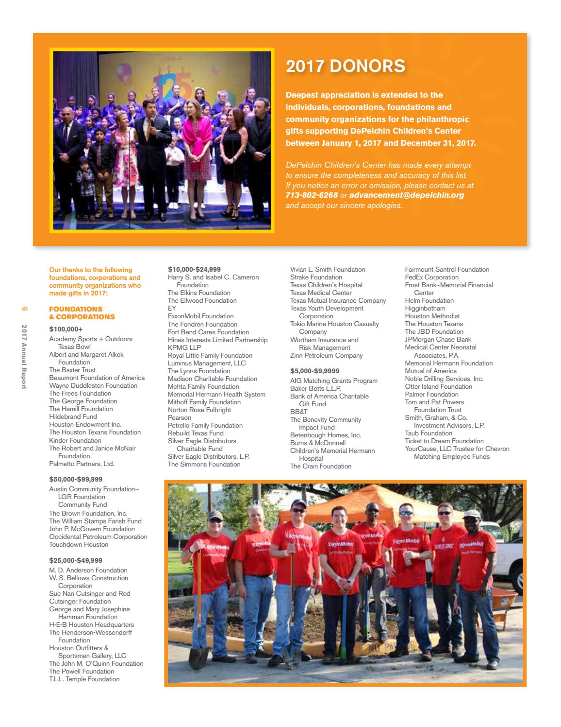 2017 Depelchin Children S Center Annual Report By Depelchin Children S Center Issuu