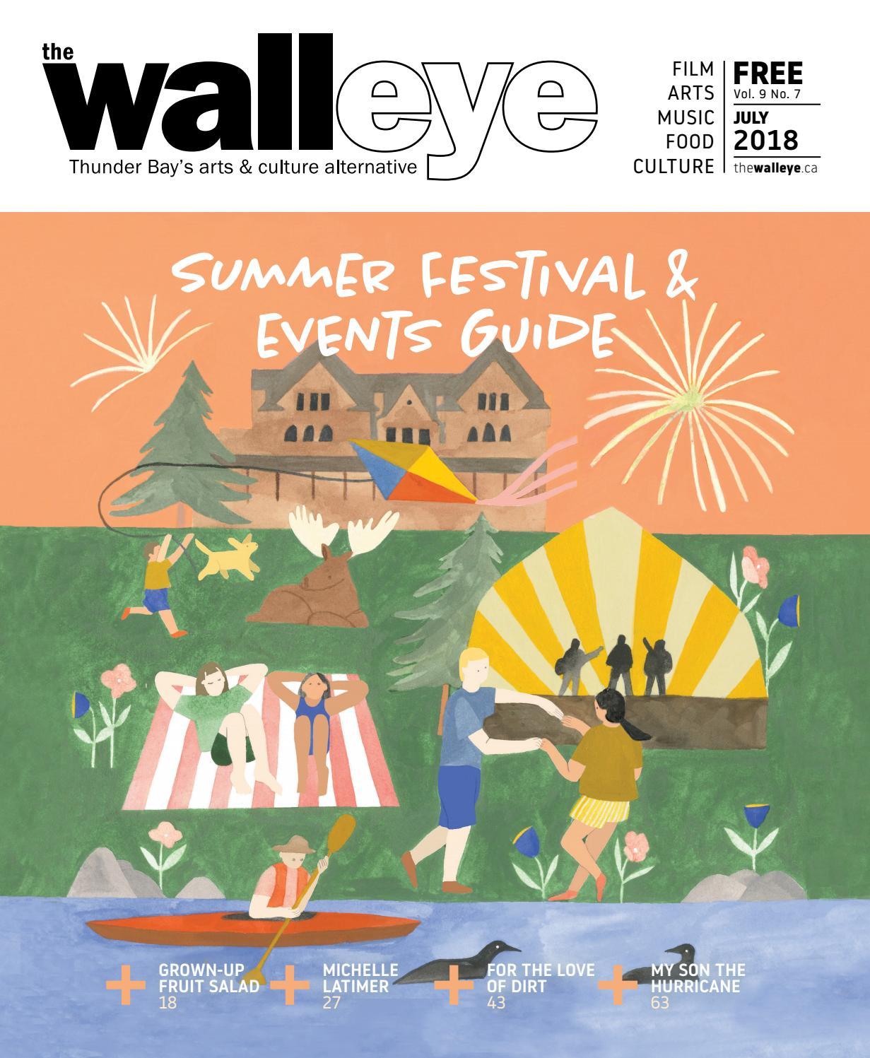 July 2018 By The Walleye Magazine Issuu Battery Basics Part 2 Backup Power Circuit Cellar