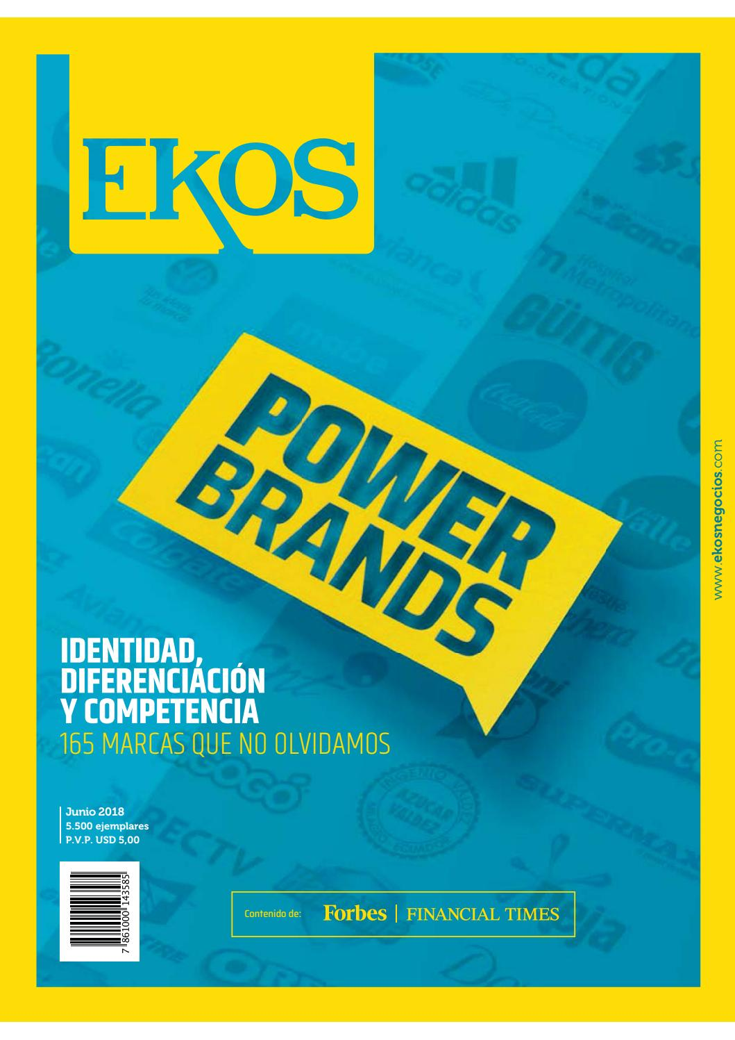Revista Ekos – Power Brands by Ekos - issuu 4a9fdd4f20c76