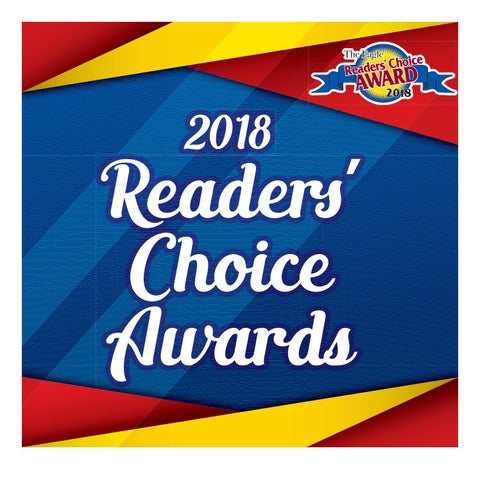 28961e04468 2018 Readers  Choice Awards by The Eagle Advertising Department - issuu