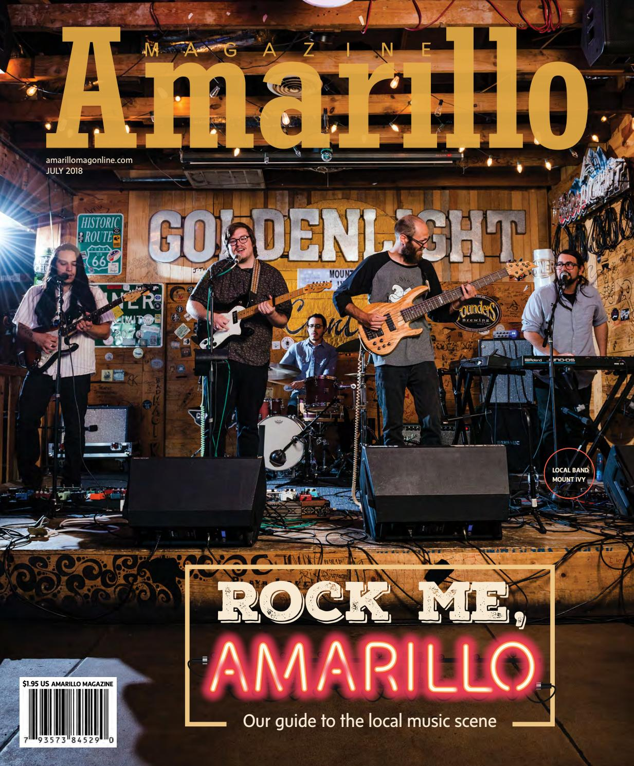 Amarillo Magazine | July 2018 by Amarillo Magazine - issuu