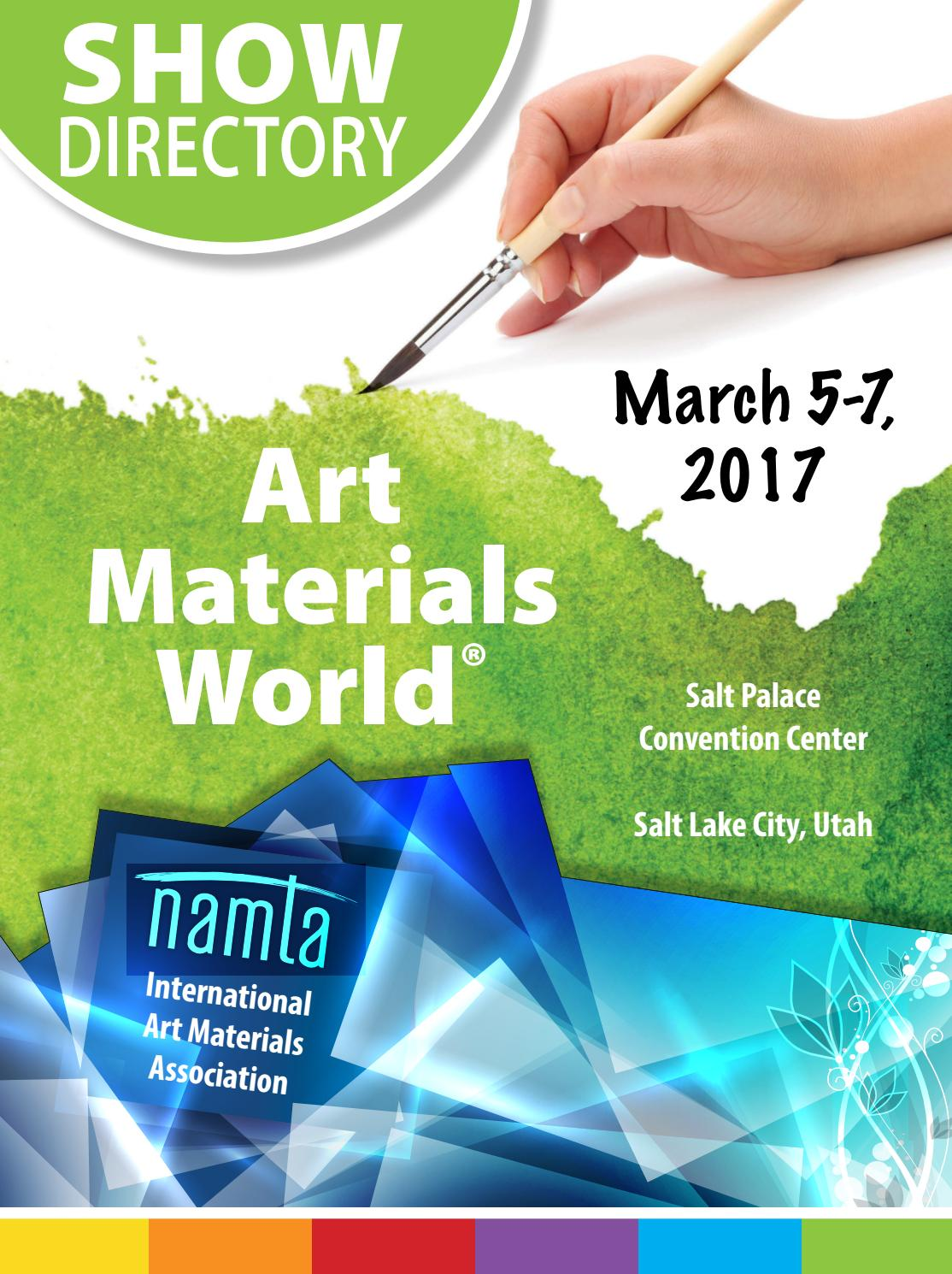 Namta Show Directory 2017 By Fahy Williams Publishing Issuu