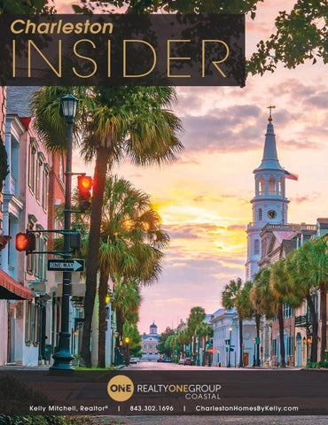 Charleston Insider - Realty One Group Kelly Mitchell 2018 by