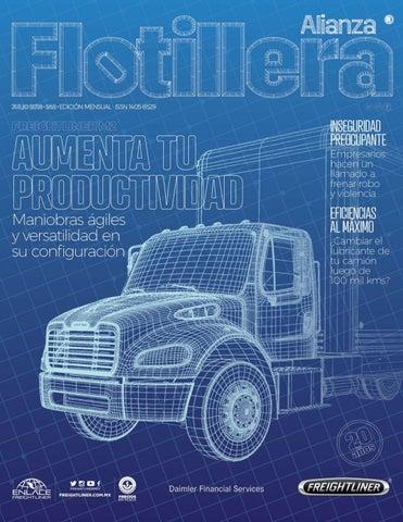 Alianza Flotillera Edición 242 Julio De 2018 By Alianza Editores