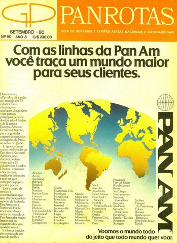 Guia PANROTAS - Edição 90 - Setembro 1980 by PANROTAS Editora - issuu 2ec21855fa4
