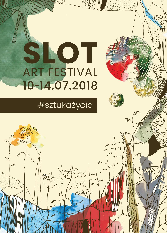 Slot Art Festival 2018 By Slotartfestival Issuu