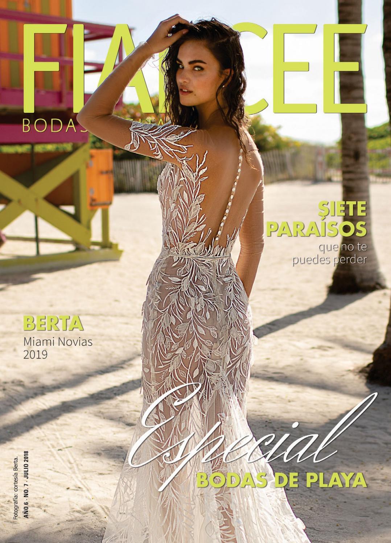 0e5b72f45b3 Fiancee Bodas Revista Digital Julio 2018 by Fiancée Bodas & Eventos - issuu