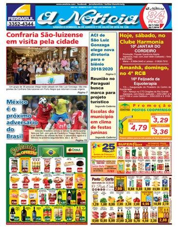Dia 31 de junho e 1° de julho by Jornal A Notícia - issuu 2cf98c41b4