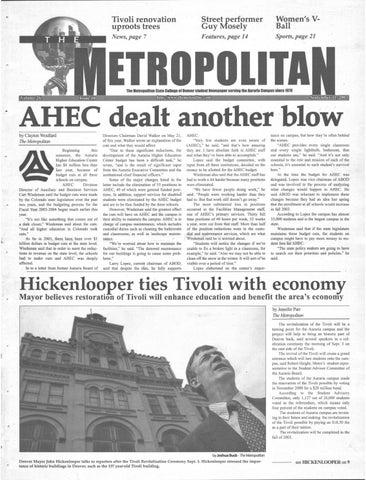 Volume 26 Issue 10 Sept 11 2003 By Met Media Issuu