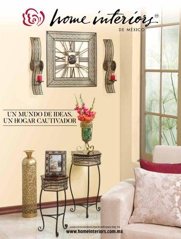 Home Interiors De México Lazarogarzanieto Catalogo Mayo 2017 By Carlos Gza Issuu
