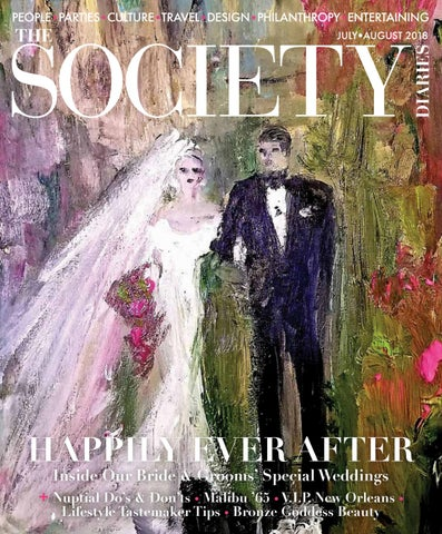 The Society Diaries July August 2018 By The Society Diaries Issuu
